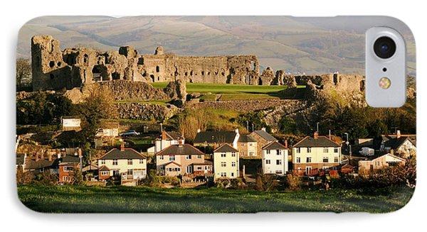 Denbigh Castle IPhone Case