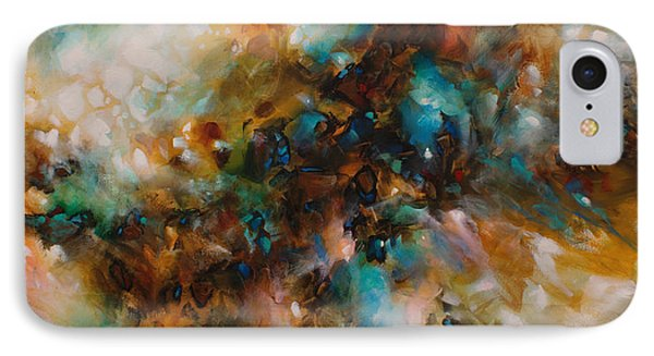 'deniable Space' IPhone Case by Michael Lang