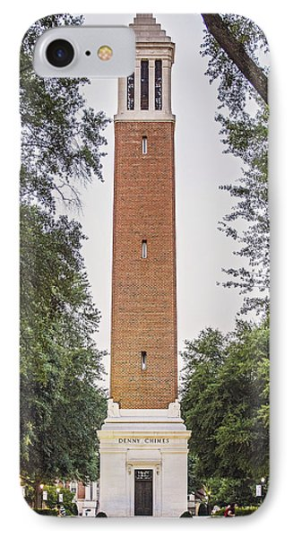 Denny Chimes 02 IPhone Case
