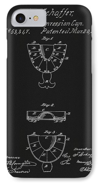 Dental Mold Patent IPhone Case by Dan Sproul