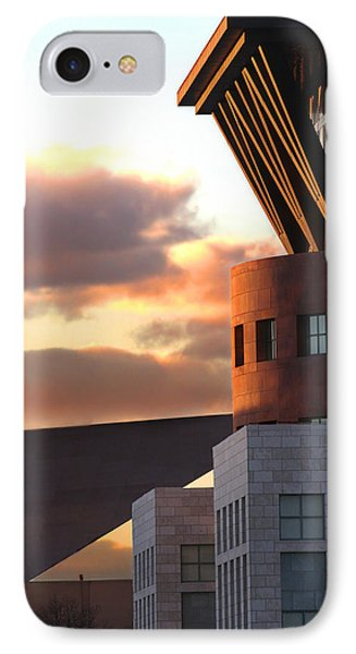 Denver Art Museum And Library IPhone Case
