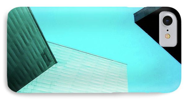 IPhone Case featuring the photograph Denver Art Museum Hamilton by Marilyn Hunt