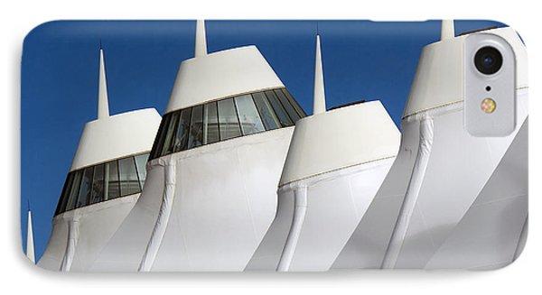 Denver International Airport Dia Colorado IPhone Case