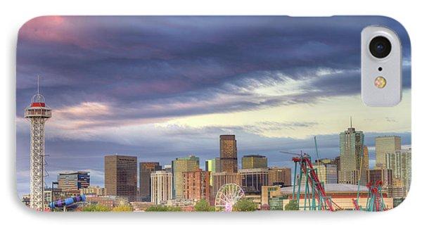 Denver IPhone Case by Juli Scalzi