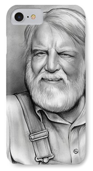 Denver Pyle IPhone Case