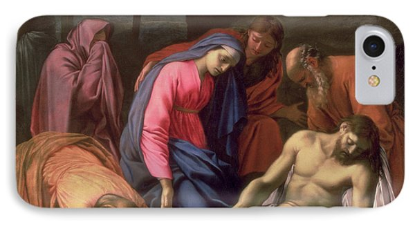Deposition Phone Case by Eustache Le Sueur