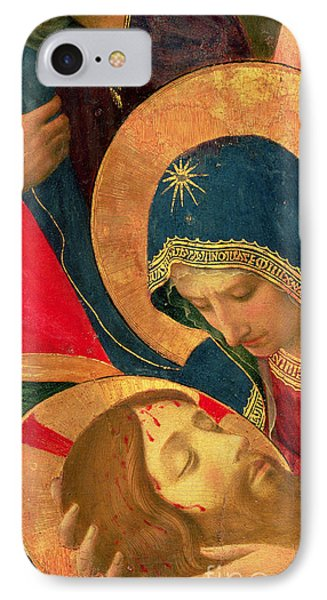 Deposition From The Cross Phone Case by Fra Angelico