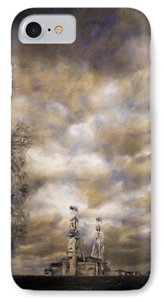 Derelict Coal Mine By Js IPhone Case by John Springfield