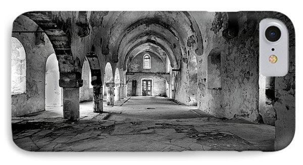 Derelict Cypriot Church. IPhone Case