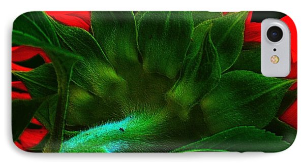 IPhone Case featuring the photograph Derriere by Elfriede Fulda