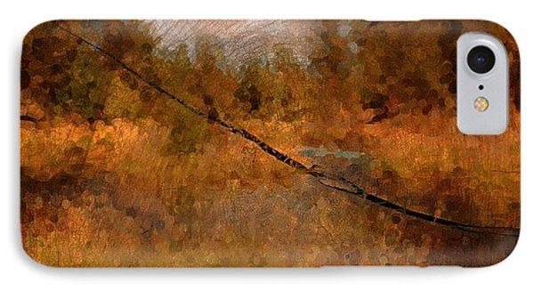 Deschutes River Abstract IPhone Case by Carol Groenen