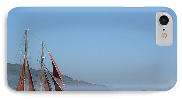 IPhone Case featuring the photograph Desde La Bahia by Fanny Diaz