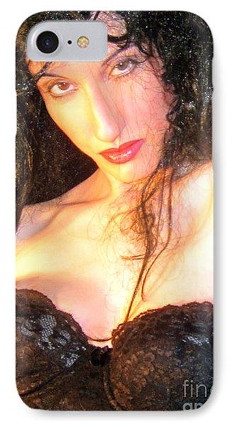 Desdemona - Fierce - Self Portrait IPhone Case
