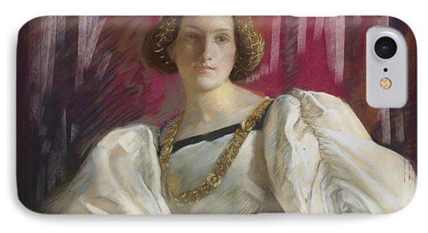 Desdemona IPhone Case