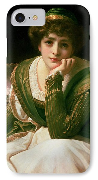 Desdemona IPhone Case by Frederic Leighton