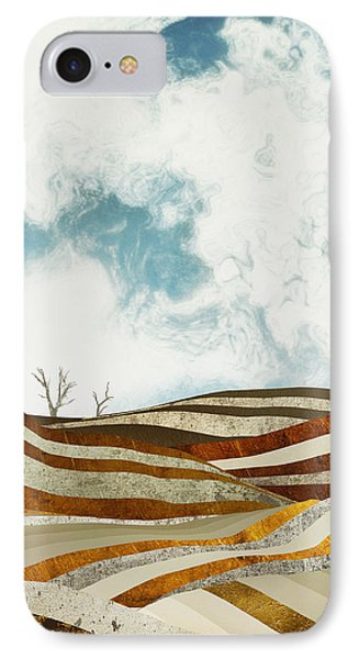 Landscapes iPhone 7 Case - Desert Calm by Spacefrog Designs