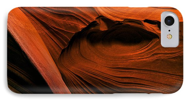 Desert Carvings Phone Case by Mike  Dawson