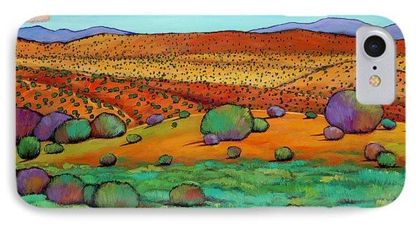 Desert Day Phone Case by Johnathan Harris