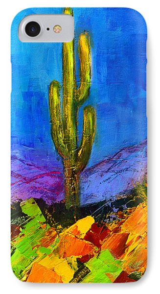 Desert Giant IPhone Case by Elise Palmigiani
