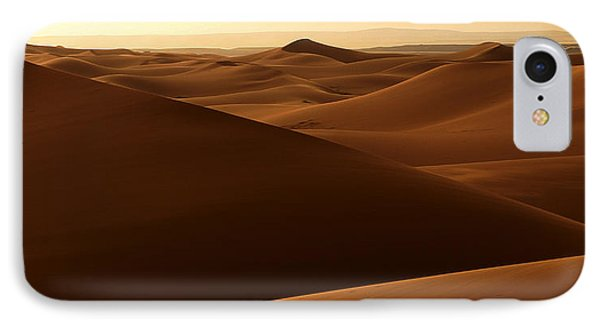 Desert Impression IPhone Case by Ralph A  Ledergerber-Photography