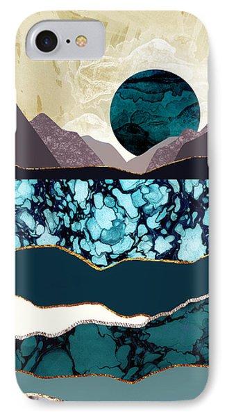 Desert Lake IPhone Case by Katherine Smit