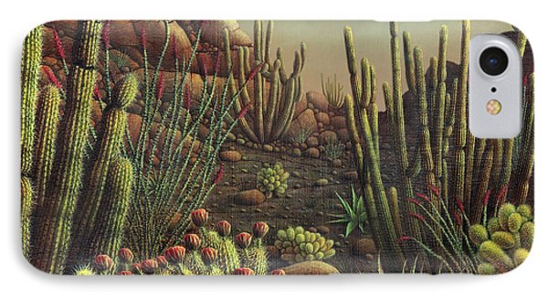 Desert Potpourri  IPhone Case