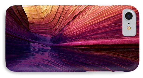Desert Rainbow IPhone Case by Chad Dutson