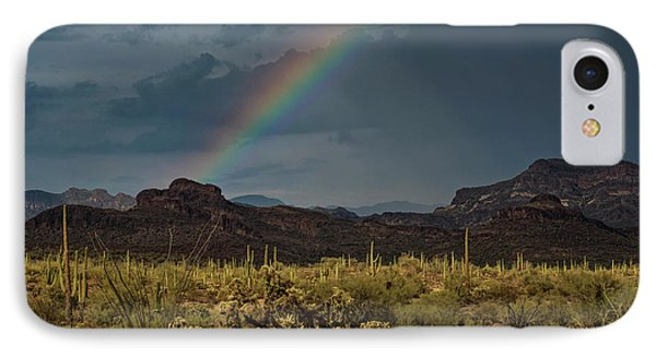 Desert Rainbow  IPhone Case
