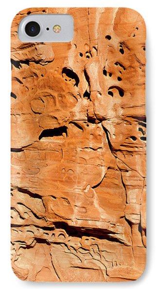 Desert Rock Phone Case by Rae Tucker