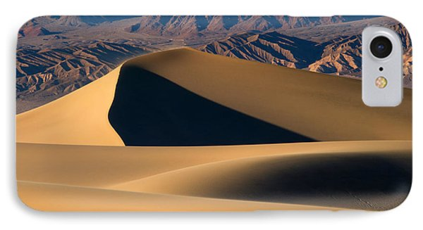 Desert Sand IPhone Case by Mike Dawson