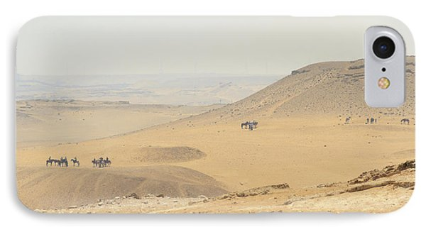 IPhone Case featuring the photograph Desert by Silvia Bruno