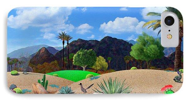Desert iPhone 7 Case - Desert Splendor by Snake Jagger