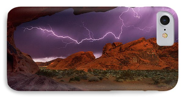 Desert Storm IPhone Case by Darren White