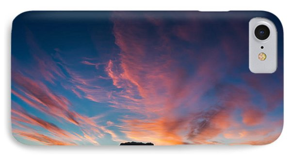 IPhone Case featuring the photograph Desert Sunrise by Mary Hone