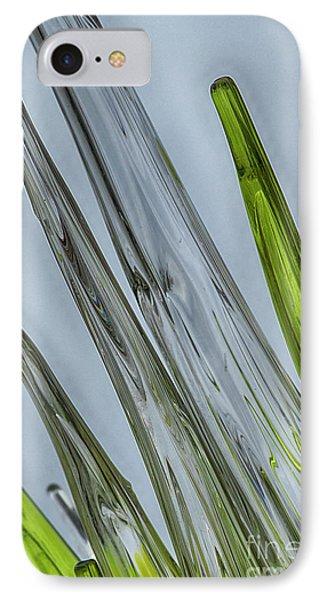 Glass IPhone Case by Anne Rodkin