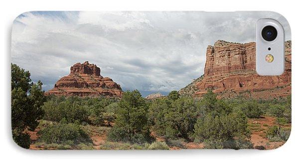 Desert View, Sedona, Arizona IPhone Case by American School