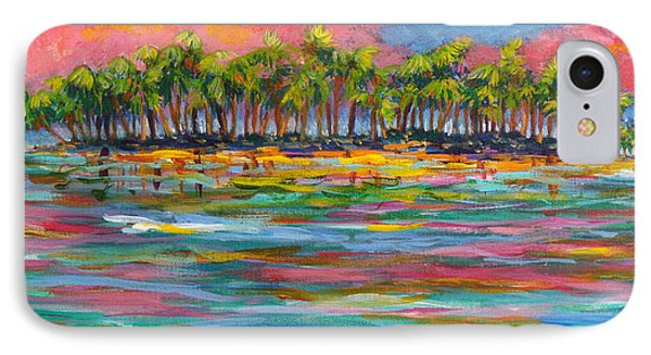 Deserted Island IPhone Case by Anne Marie Brown