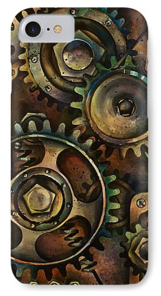 Design 3 Phone Case by Michael Lang