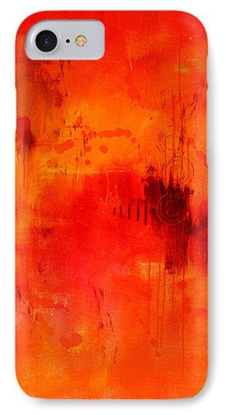 Desire IPhone Case by Nancy Merkle
