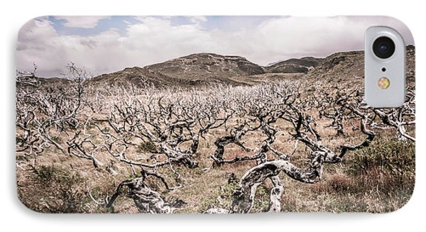 IPhone Case featuring the photograph Desolation by Andrew Matwijec