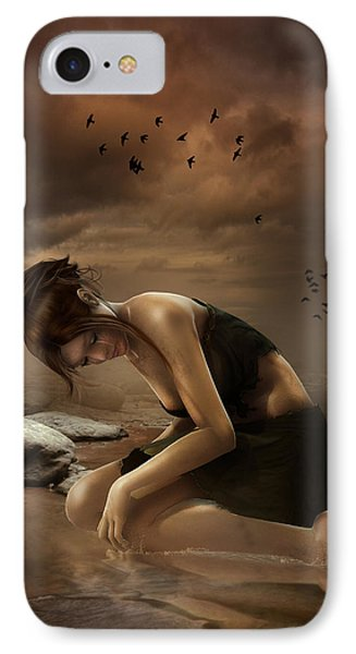 Desolation IPhone Case by Mary Hood