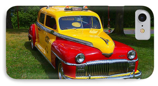 Desoto Skyview Taxi Phone Case by Garry Gay