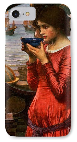Destiny IPhone Case by John William Waterhouse