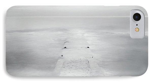 Lake Michigan iPhone 7 Case - Destitute Of Hope by Scott Norris