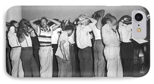 Detroit Race Riots IPhone Case by Underwood Archives