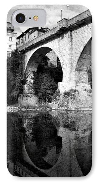 Devil's Bridge IPhone Case by Donna Corless