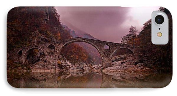 Devil's Bridge Phone Case by Evgeni Dinev
