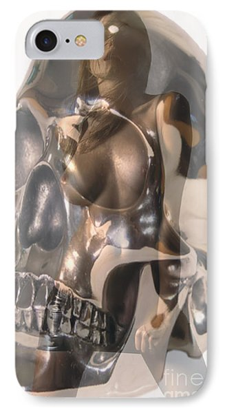 Devils Dance IPhone Case by Tbone Oliver