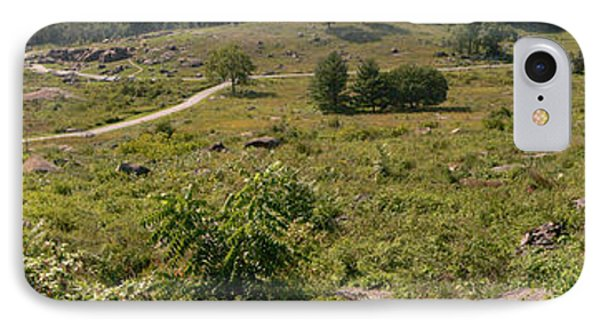 Devils Den From Little Round Top Phone Case by David Bearden
