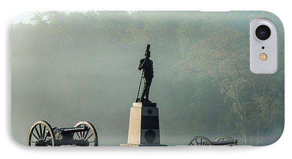 Devil's Den Monument At Gettysburg IPhone Case